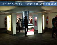 GRAMMY Museum - Exhibit Design
