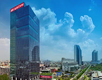 AIA Insurance for InHouse Brandworks Thailand.