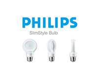 Philips SlimStyle LED Bulb: Make A Change