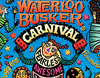 The Sun Life Financial Waterloo Busker Carnival