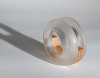 Oak-Plastic Cuff