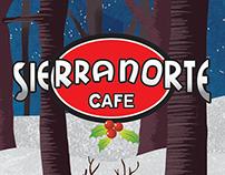 Vaso Café Sierra Norte