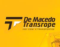 MARCA • De Macedo Transrope