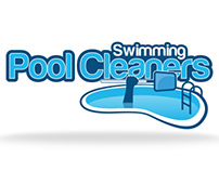 Swimming Pool Cleaners Logo