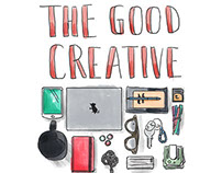 The Good Creative illustrations