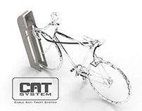 CAT System, the future of bicycle bay security