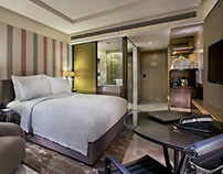 Double Tree &  Hilton Hotels, BKK 2013