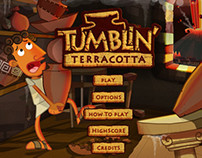 Tumblin' Terracotta Ipad Game
