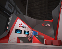 STAND Ndrive / Nmusic . Mobile World Congress 2013