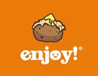 Enjoy! - Branding