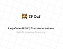 IT Cat | UI/UX, Prototyping