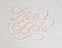 Type Embroidery