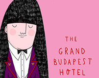 "My version of ""The Grand Budapest Hotel"""