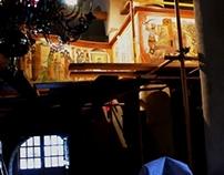 CHURCH MURAL  The Portaitissa icon story