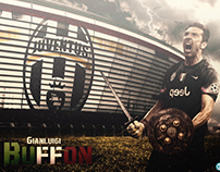 Buffon Wallpaper By Eslam Saed