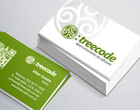 Logo Design and Branding - Treecode