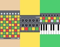 Novation Lauch Pack