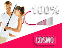 100% Cosmo