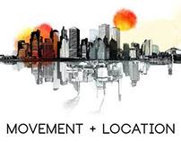 MOVEMENT + LOCATION film