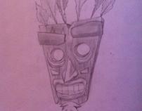 Crash Bandicoot Tattoo project