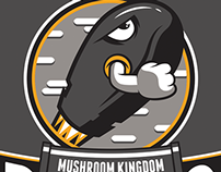 Mushroom Kingdom Bullets