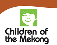 Children of the Mekong Charity - Poster Designs