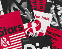 South Denmark Philharmonic Brand Identity