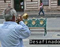 DESAFINADO ®