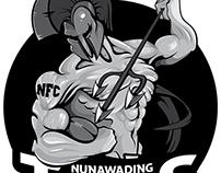 Nunawading Titans F.C Mascot