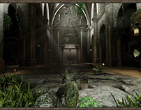 Year 2: Lighting & Texturing for Games Module