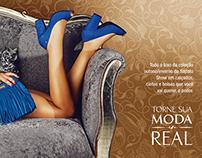 Torne sua moda real na Sapato Show