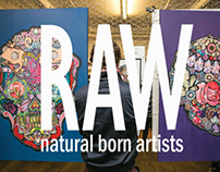 RAW - Natural Born Artists Showcase
