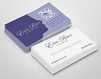 Elena Rubin Business Cards