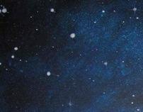 Un punto en el espacio... / A dot in space