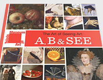 The Art of Seeing Art: A, B & See Book