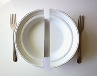 Dining Philosophers Plate
