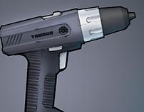 Concept para Furadeiras Taurus