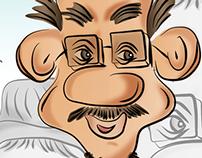 Ilustración - Caricatura - Caricature - Karikatur - Art