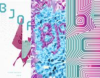 Bjork Poster Series