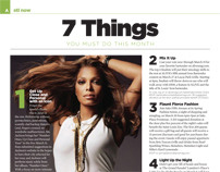 ALIVE Magazine - Editorial Design