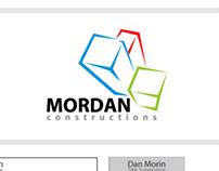 Mordan Construction