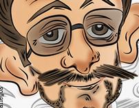 Caricatura - Ilustración - Digital