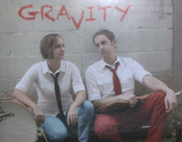Gravity - CD artwork