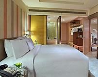 Double Tree Hotel, Bangkok Thailand 2014.