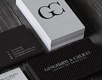 Gingham & Calico | Branding