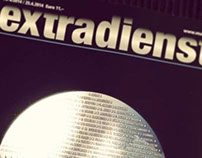 extradienst 4/2014 for Mucha Verlag