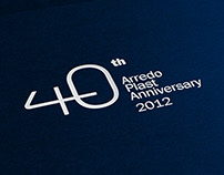 40th anniversary communication. Arredo Plast