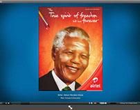 Airtel - Mandela tribute