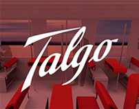 Talgo - Interior Train Design