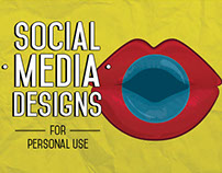 Social Media Profile Designs